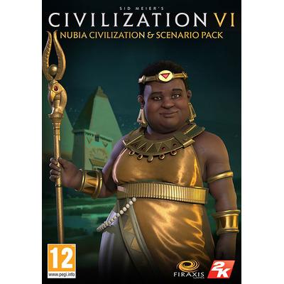 2k : Sid Meier's Civilization VI Nubia Civilization & Scenario Pack