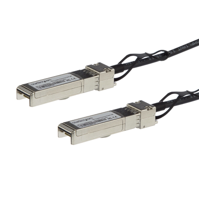 StarTech.com 3m Juniper EX-SFP-10GbE-DAC-5M compatibel SFP+ direct attach kabel DAC koper 10GbE Twinax .....
