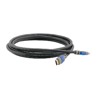 Kramer Electronics HDMI/HDMI, 4.6m HDMI kabel - Zwart
