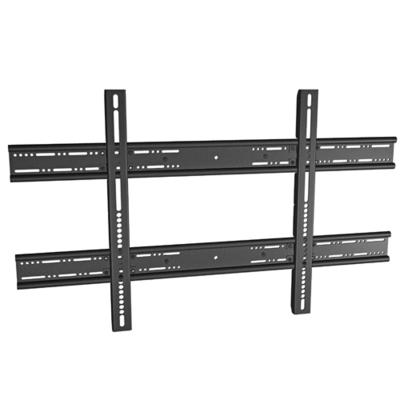 Chief M-Series Universal Interface Bracket, 56.7 Kg max, Black Montagehaak - Zwart