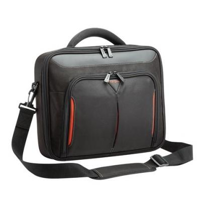 Targus laptoptas: 10 - 12.1 inch / 25.4 - 30.7cm Classic+ Clamshell Case - Zwart