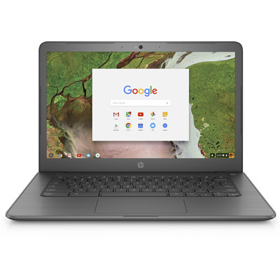 "HP Chromebook 14 G5 14"" Celeron 4GB RAM 32GB eMMC Laptop - Brons"