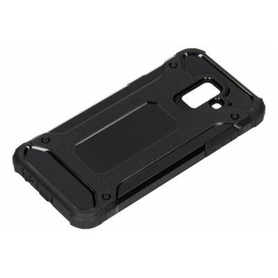 Selencia Xtreme Case voor de Samsung Galaxy A6 (2018) Mobile phone case - Zwart