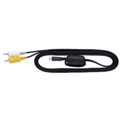 Nikon EG-CP14 Camera kabel - Zwart