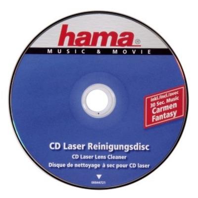 Hama reinigingskit: CD Laser Lens Cleaner