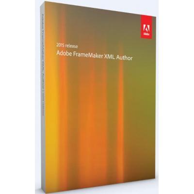 Adobe desktop publishing: Web design, development and publishing FrameMaker XML Author 2015