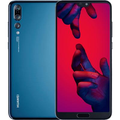 Huawei smartphone: P20 Pro - Zwart, Blauw 128GB