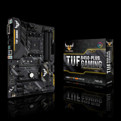 ASUS TUF B450-PLUS GAMING Moederbord