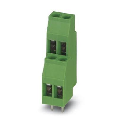Phoenix Contact Printklem - MKKDS 3/ 3 Elektrische aansluitklem - Groen