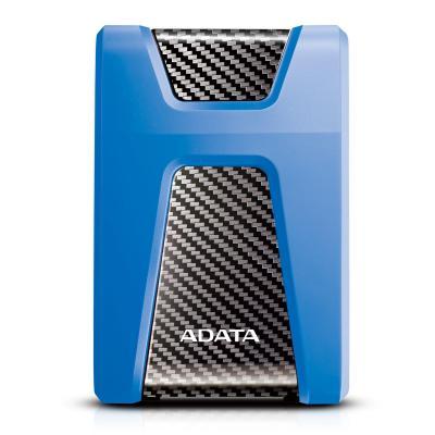Adata externe harde schijf: 2TB HDD, USB 3.1, DC 5V, 900mA, 390g, Bue - Rood