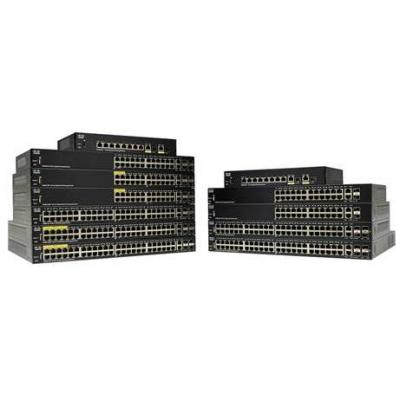Cisco SG250-10P-K9-UK netwerk-switches