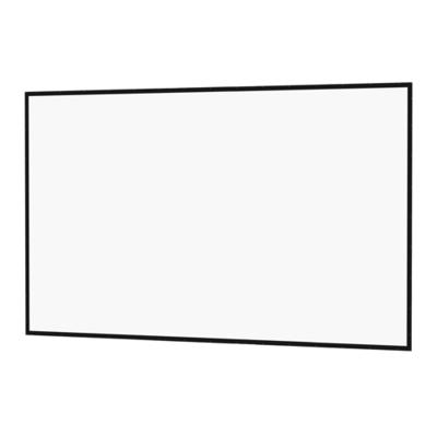 Da-Lite 38322 Projectiescherm - Zwart, Wit
