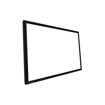 Multibrackets 2582 Projectiescherm - Zwart, Wit