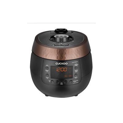 Cuckoo CRP-R0607F Rijstkoker - Zwart, Bruin