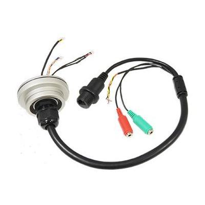 ACTi Back Cover with Pre-installed Network Cable (for E44~E46, E44A~E46A) Beveiligingscamera bevestiging & behuizing