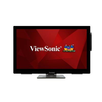 Viewsonic IFP2710 Touchscreen monitor - Zwart