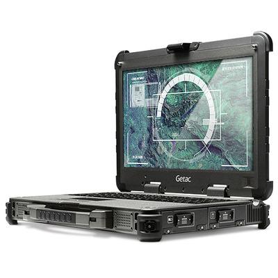 Getac X500 G3 Laptop - Zwart