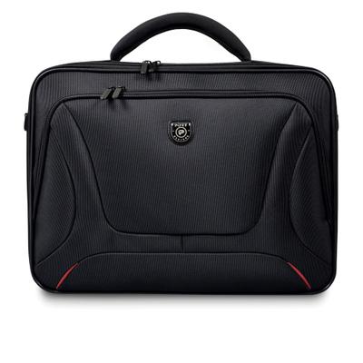 """Port Designs COURCHEVEL CL 17.3"""", 775g, 1680D Balistic Nylon, Black Laptoptas"""