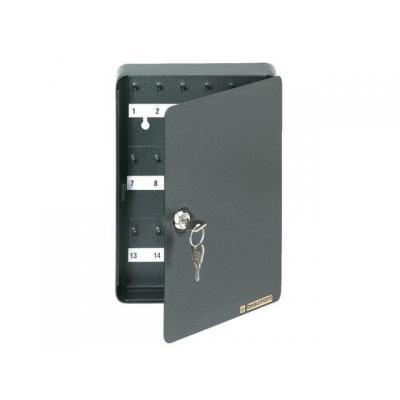Beaumont sleutelkast: Key-cabinet SK 27 ( 27 hooks) - Antraciet