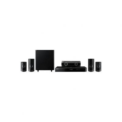 Samsung home cinema system: 1000W, 5.1 Ch, Wi-Fi, FM, 11.2kg - Zwart