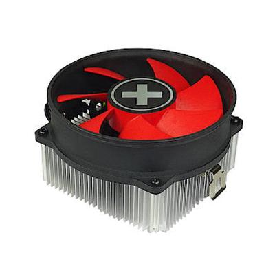 Xilence XC035 Hardware koeling - Zwart, Rood