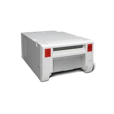Mitsubishi electric fotoprinter: CP-D70DW-S - Lichtyaan, Lichtmagenta, Geel