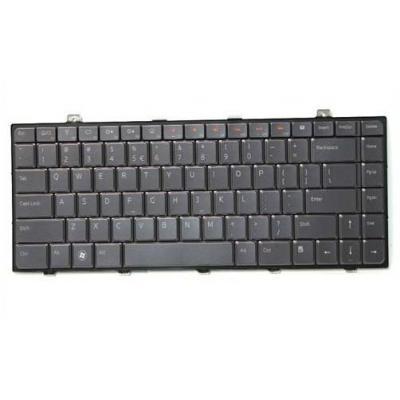 DELL Keyboard (US/INTERNATIONAL) notebook reserve-onderdeel - Zwart