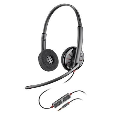 POLY Blackwire 225 Headset - Zwart