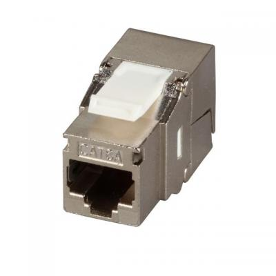 EFB Elektronik RJ45 Keystone, Cat.6A - Metallic