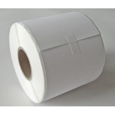 Epson etiket: fine endless label paper for TM-C3400 (105mm x 43m) - Wit