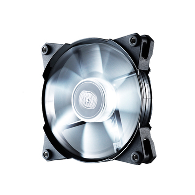 Cooler Master JetFlo 120 Hardware koeling - Zwart, Wit