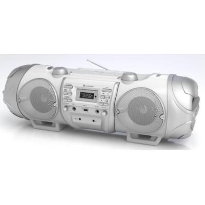 Soundmaster CD-radio: SCD 8000 - Zilver