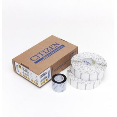 Citizen Secure Pack Φ25 Etiket - Wit