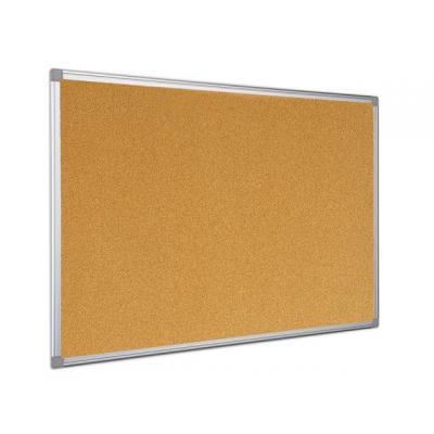 Staples prikbord: Prikbord SPLS 60x90cm kurk 8614131
