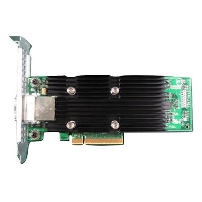 DELL 12Gbps SAS Host Bus Adapter External Controller - halve hoogte Interfaceadapter