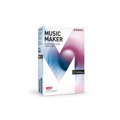 Magix audio software: Magix, Music Maker
