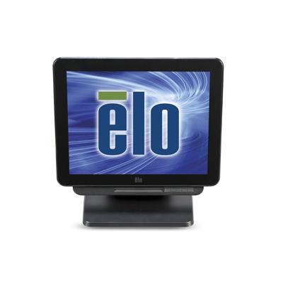 Elo Touch Solution X3-15 POS terminal - Zwart