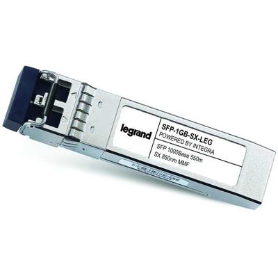Legrand Cisco® SFP-1GB-SX COMPATIBELE 1000BASE-SX MMF SFP (MINI-GBIC) ontvangstmodule Netwerk tranceiver module