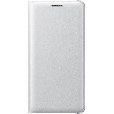 Samsung mobile phone case: Flip Wallet - Wit