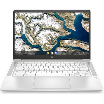 HP Chromebook 14a-na0141nd Laptop - Zilver