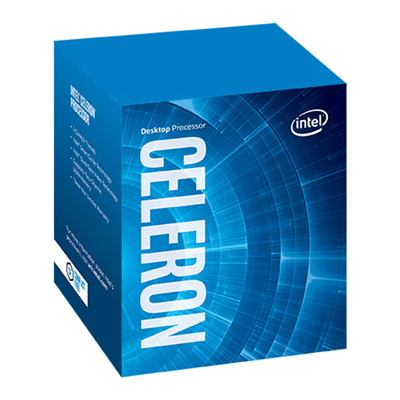 Intel processor: Celeron G4900