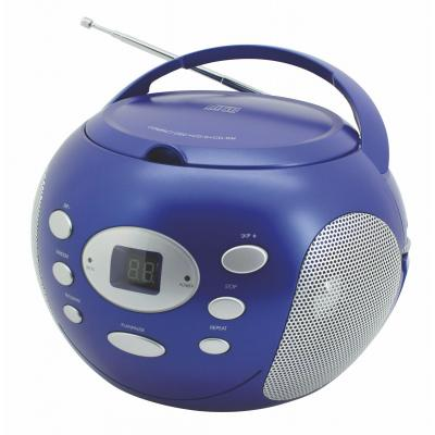 Soundmaster CD-radio: SCD2000 - Blauw