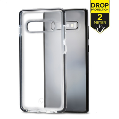 Mobilize Shatterproof Case Samsung Galaxy S10+ Black Hoes