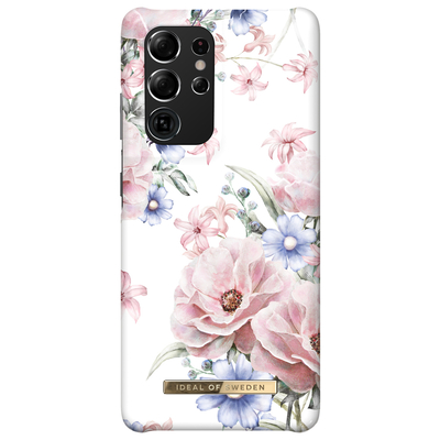IDeal of Sweden Fashion Backcover Samsung Galaxy S21 Ultra - Floral Romance - Floral Romance Mobile .....