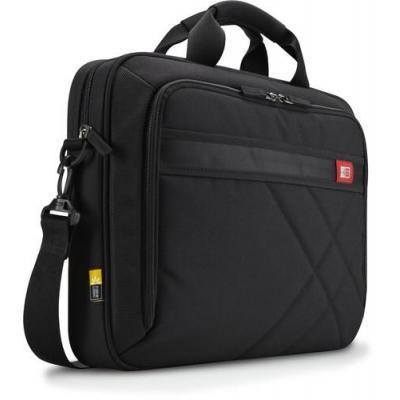 Case logic apparatuurtas: DLC-117-BLACK - Zwart