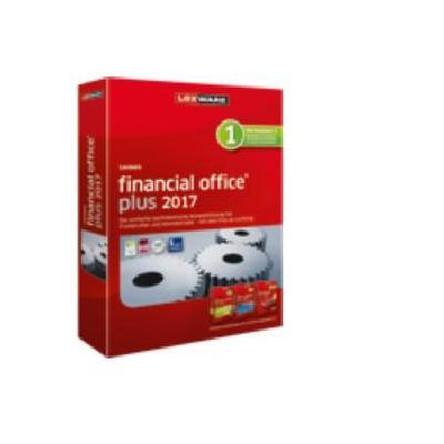 Lexware boekhoudpakket: Financial Office Plus 2017