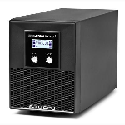 Salicru SPS 1000 ADVANCE T – 1000 VA Line-interactive sine-wave Uninterruptible Power Systems (UPS) tower UPS .....