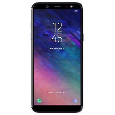 Samsung smartphone: Galaxy A6 (2018) Dual sim 32GB - Paars