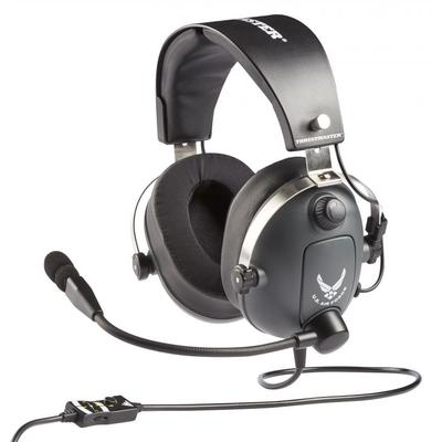 Thrustmaster T.Flight U.S. Air Force Edition Headset - Zwart