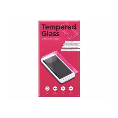 Selencia Zwarte gehard glas full glue screenprotector voor de Samsung Galaxy S9 Screen protector - Transparant